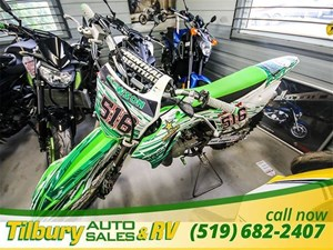 Kawasaki KX100D9FA Monster Energy Edition 2014