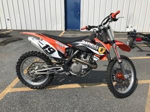 KTM 450 sxf 2014