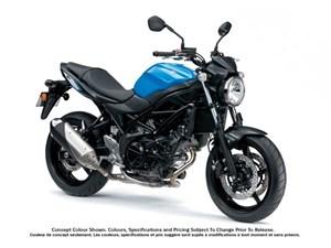 Suzuki SV650 ABS - Blue 2017