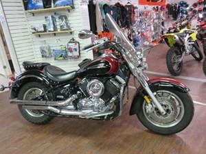 Yamaha V Star 1100 Classic 2005