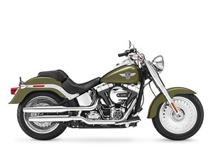 Harley-Davidson Fat Boy 2017