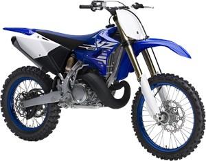 Yamaha YZ250X 2018