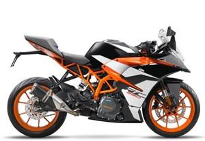 KTM RC 390 / 26$/sem garantie 3 ans 2017
