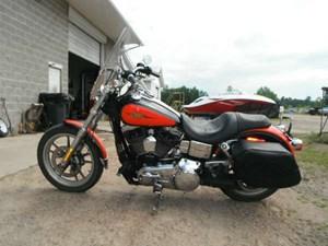 Harley-Davidson Dyna Low Rider 2009