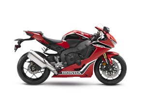 Honda CBR1000RR Red / Black / White 2017