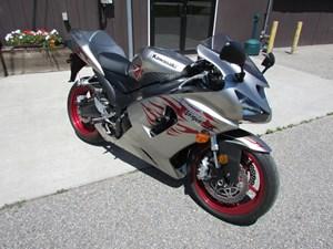 Kawasaki Ninja® ZX™-6R 2006