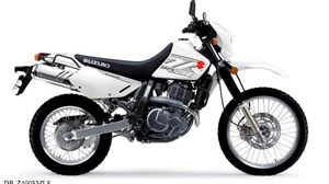 Suzuki DR650S 2018