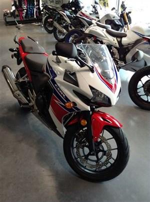 Honda CBR500RA 2014