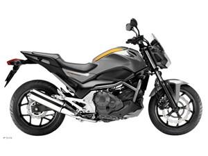 Honda NC700SA 2012