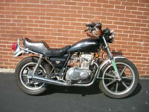 Kawasaki 440 LTD 1982