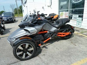 Can-Am Spyder ST Limited 2015
