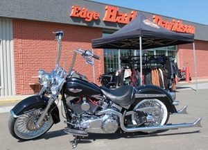 Harley-Davidson FLSTN - Softail® Deluxe 2012