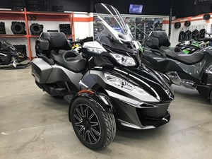 Can-Am Spyder® RT-S Special Series 6-Speed Semi-Automatic 2015
