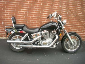 Honda Shadow Spirit (VT1100C) 2007