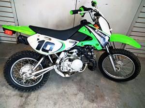 Kawasaki KLX™ 110 2009