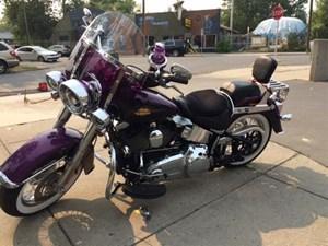 Harley-Davidson Softail Deluxe 2011