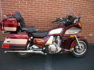Kawasaki Voyager XII 2002