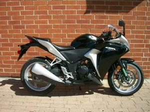 Honda CBR250RA 2012