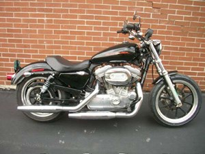 Harley-Davidson Sportster 883 SuperLow 2011