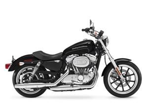 Harley-Davidson XL883L - Sportster® SuperLow® 2018