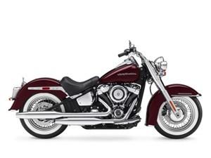 Harley-Davidson FLDE - Softail® Deluxe 2018