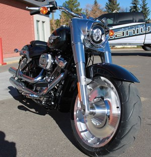 Harley-Davidson FLFBS - Softail® Fat Boy® 114 2018