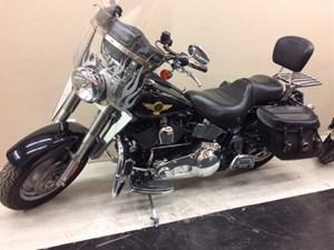 Harley-Davidson FLSTF/FLSTFI Fat Boy 2005