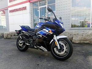 Yamaha FZ®6R 2013