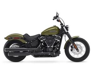 Harley-Davidson FXBB - Softail® Street Bob® 2018