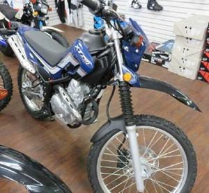 Yamaha XT250 2017