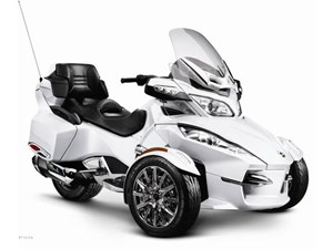 Can-Am Spyder RT Limited 2013