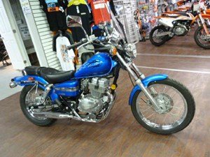 Honda CMX250C Rebel 2009