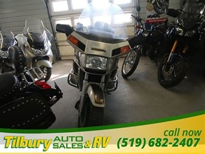 Honda GL1200 Goldwing 1985