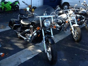 Honda Shadow Ace Tourer 2000