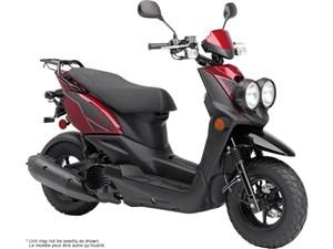 Yamaha BWs 50 Metallic Red 2018