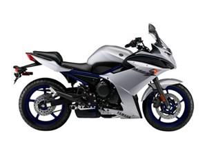 Yamaha FZ6R 2017