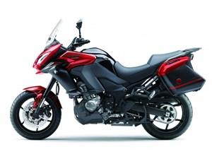 Kawasaki VERSYS 1000 ABS LT RED 2018