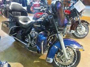 Harley-Davidson Electra Glide Ultra Limited 2010