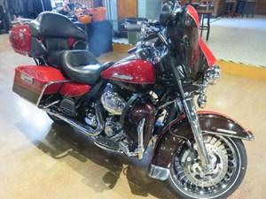 Harley-Davidson Electra Glide Ultra Limited 2011