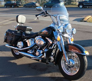 Harley Davidson Heritage Softail Classic For Sale Alberta