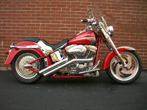 Harley-Davidson FLSTFSE Screamin' Eagle Fat Boy 2005