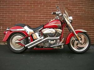 Harley-Davidson FLSTFSE Screamin' Eagle Fat Boy 2005