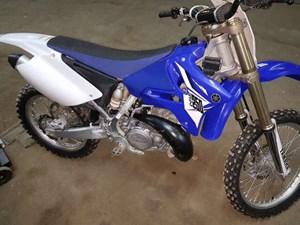 Yamaha YZ250 (2-Stroke) 2014
