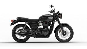 Triumph Bonneville T100 Black 2018