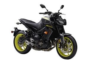 Yamaha MT-09 (FZ09) 2018