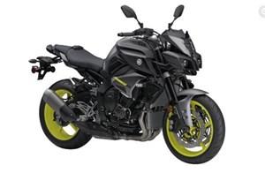 Yamaha MT-10 (FZ10) 2018