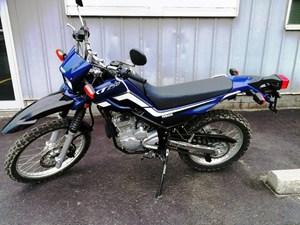 Yamaha XT250 2016