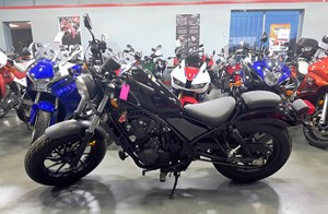 Honda Rebel®500 ABS 2017