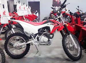 Honda CRF® 125FB 2018