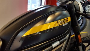 Ducati Scrambler Full Throttle 2017